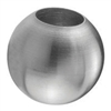 "Galvanized Steel Sphere 2 9/32"" Dia. Threaded Dead"