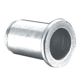 Galvanized Steel Threaded Inserts with Cylindrical