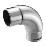 "Galvanized Steel Elbow 90d 1 2/3"" Dia. x 5/64"""