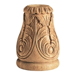 Mod.215 Wood Carved Base