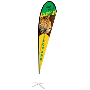 FeatherFlag Outdoor Teardrop Banners