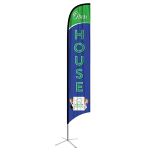 FeatherFlag Outdoor Xlarge Concave Banners
