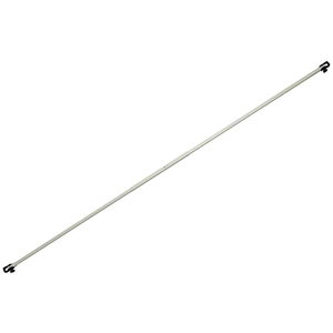 tent wall support bar