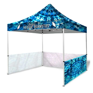 10ft dye sublimation tent kit 3