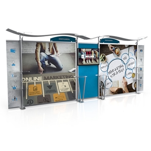 Timberline - 20ft Hybrid TradeShow Display