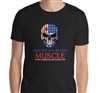 American Made Muscle T Shirt