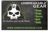 Unbreakable Gear Gym Banner