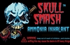 Skull Smash Ammonia Inhalant Bottle