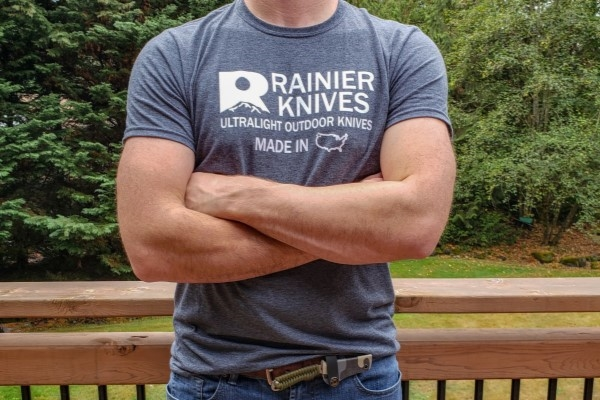 Rainier Knives Shirt