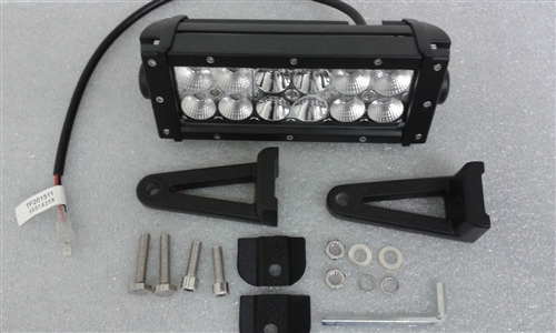 7 led light bar flood and spot combo mozeypictures Images