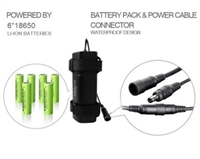 MJ-6102 (NEW!) 7.4V li-ion, 7800mAH