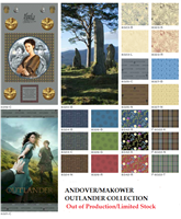 Andover/Makower Outlander Collection