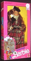 Collector's Edition Scottish Barbie