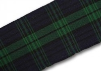 Blackwatch Tartan Ribbon