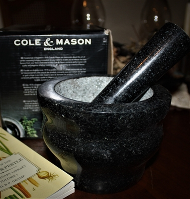 Cole & Mason Mortar & Pestle Set