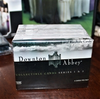 Cryptozoic Downton Abbey Series 1&2     Base & Chase Sets