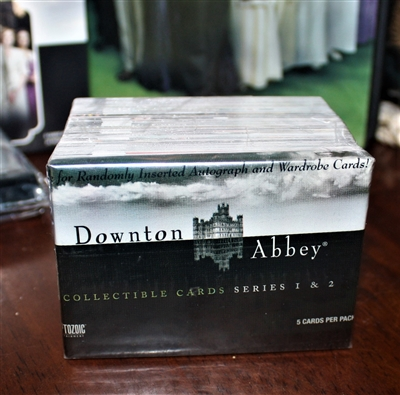 Downton Abbey Season 1&2 Trading Cards Base Set