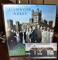 Cryptozoic Downton Abbey Season 1&2  SEALED BUNDLE SAVINGS SET