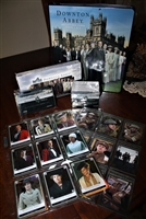 Cryptozoic Downton Abbey Season 1&2  COLLECTIBLE DELUXE BUNDLE SAVINGS SET