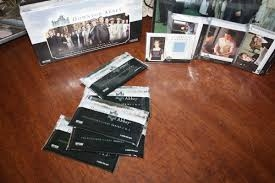 Downton Abbey Trading Cards Individual Packets