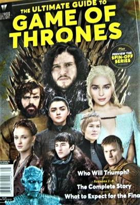 Centennial Entertainment's  Ultimate  Guide to Game of ThronesSpecial Edition