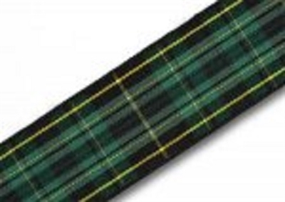 Celtic Football Club Tartan Ribbon
