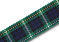 Campbell (of Argyll) Tartan Ribbon