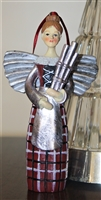 Scottish Angel ornament