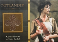 2016 Cryptozoic Outlander Trading Cards