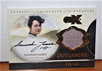 2019 Cryptozoic CZX Outlander Trading Cards