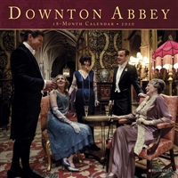 Downton Abbey 2020  18 month Mini- Calendar
