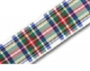 Dress Stewart Organza Tartan Ribbon