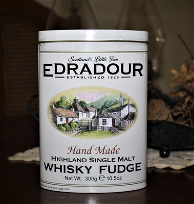 Edradour Malt Whisky Fudge