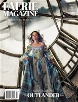 Faerie Magazine Autumn  Outlander Issue