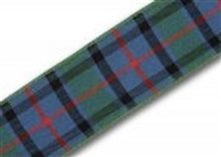 Flower of Scotland Tartan Ribbon
