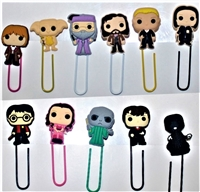 Harry Potter paperclip set