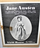 Jane Austen House  Vintage Porcelain Doll kit