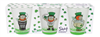 Looney Leprechaun Set/Shot glasses