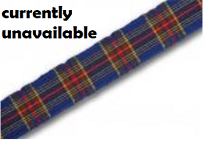 MacBeth Tartan Ribbon