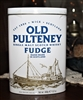 Old Pulteney Whisky Fudge
