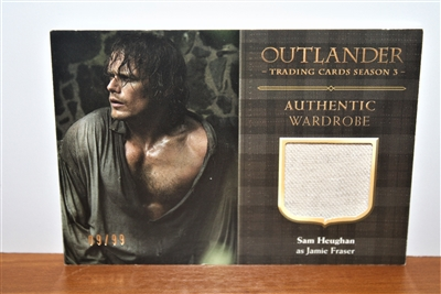 2018 Cryptozoic Outlander Trading Cards