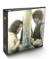 Cryptozoic Outlander Trading Card Binder Season 3