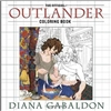 the Official Outlander colouring book