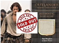Crytozoic Outlander Trading Cards Series 3 CE5