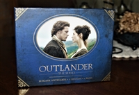 Outlander Note Card Set