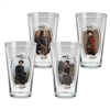 Outlander Set/Pint glasses