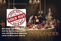 Crytozoic Outlander Trading Cards Series 2
