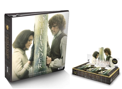Cryptozoic Outlander Trading Cards Series 3 Bundle