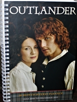 Outlander Weekly Planner   PRESALE
