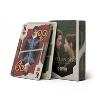 Cryptpozoic Outlander Playing Cards